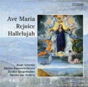 Ave Maria/Rejoice/Hallelujah