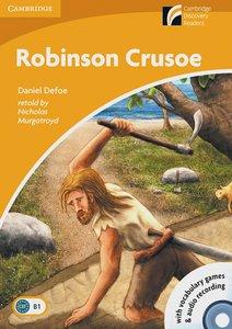 Robinson Crusoe. Mit Audio-CD
