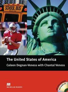 The United States of America. Landeskundliche Lektüre mit Fotos