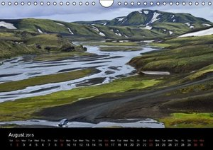 Traveling the South of Iceland (Wall Calendar 2015 DIN A4 Landsc