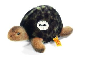 Steiff 068485 - Slo Schildkröte, grün, 20cm