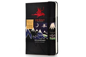 Moleskine the Hobbit Limited Edition Hard Ruled Pocket Noteb