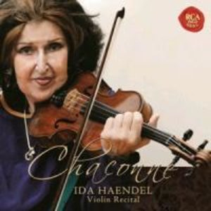 Chaconne-Ida Haendel Violin Recital