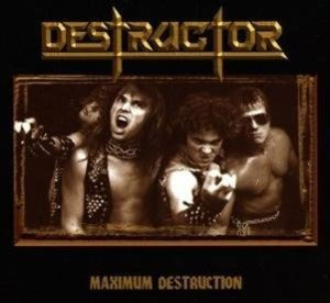 Destructor: Maximum Destruction (Limited Edition)