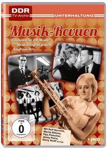Musik-Revuen (Was halten Sie von Musik?; Musik dringend gesucht;