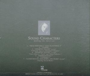 Sound Characters