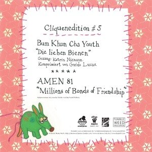 Cliquenedition #5 (Split-Single-Reihe)