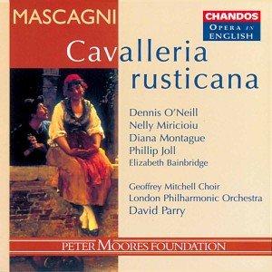 Cavalleria Rusticana (Engl.)