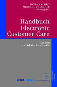 Handbuch Electronic Customer Care