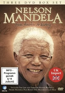 Nelson Mandela-From Freedom To History
