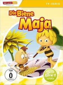 Die Biene Maja 3D CGI - Teilbox 1 (3 DVDs)