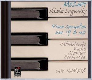 Klavierkonzerte 19 & 20