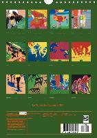 Le Monde des Courses en BD (Calendrier mural 2015 DIN A4 vertica - zum Schließen ins Bild klicken