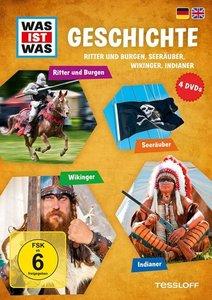 WAS IST WAS DVD-Box Geschichte