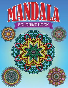 Speedy Publishing LLC: Mandala Coloring Book