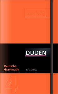 Duden 04 Deutsche Grammatik
