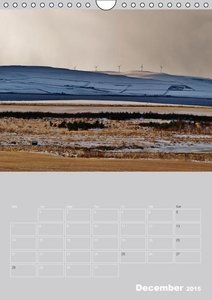 Orkney: A land with a view (Wall Calendar 2015 DIN A4 Portrait)