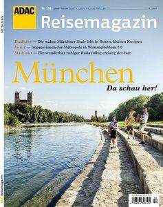 ADAC Reisemagazin München