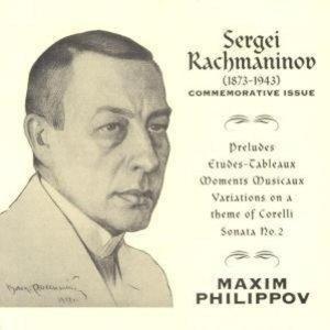 Maxim Philippov/Rachmaninov