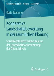 Kooperative Landschaftsbewertung in der räumlichen Planung