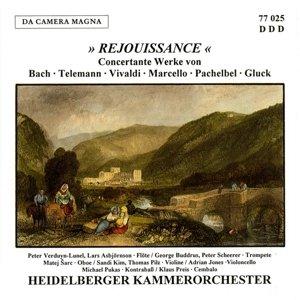 Rejouissance (Konzertante Werke)