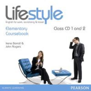 Lifestyle Elementary Class Audio CDs
