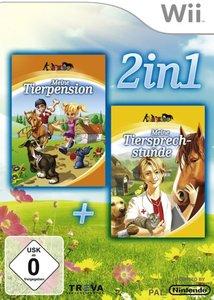 2 in 1: Meine Tierpension & Meine Tiersprechstunde (Software Pyr