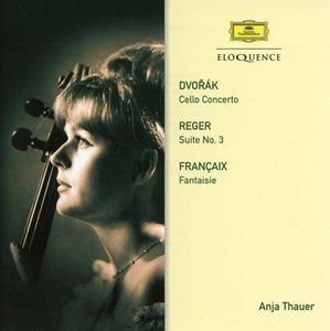 Anja Thauer,Violoncello