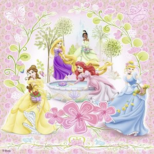 Ravensburger 072675 - Prinzessinnen im Rosengarten