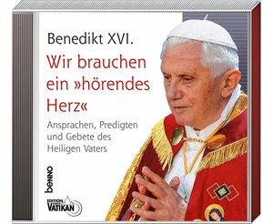 2 CDs Wir brauchen ein »hörendes Herz»