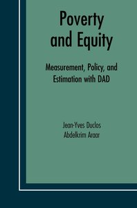 Poverty and Equity