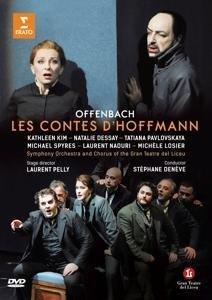Les Contes D'Hoffmann (Hoffmanns Erzählungen)