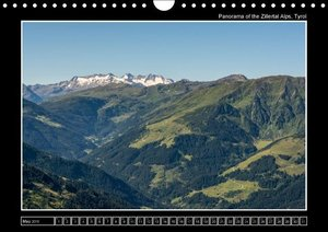 Varied Landscapes (Wall Calendar 2015 DIN A4 Landscape)