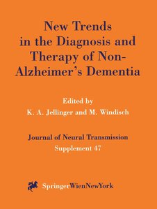 New Trends in the Diagnosis and Therapy of Non-Alzheimer's Demen