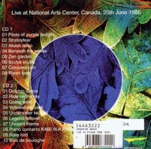 Live In Ottawa 1986