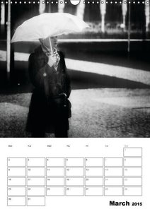 City Noir Collection (Wall Calendar 2015 DIN A3 Portrait)