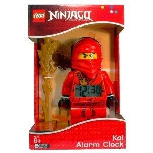 Universal Trends CT00309 - LEGO: Ninjago, Wecker, Kai