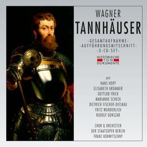 Tannhäuser (3CD Set)
