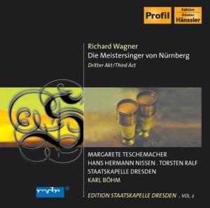 Böhm/Nissen/Ralf/Teschemacher: Meistersinger Von Nürnberg 3.