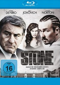 Stone-Blu-ray Disc