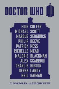 Doctor Who - 11 Doktoren, 11 Geschichten