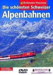RioGrande - Die schönsten Schweizer Alpenbahnen