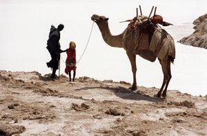 Als der Wind den Sand berührte