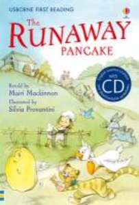 The Runaway Pancake. Book + CD
