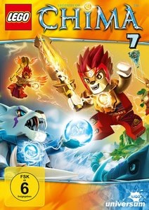LEGO - Legends of Chima 7 (DVD)