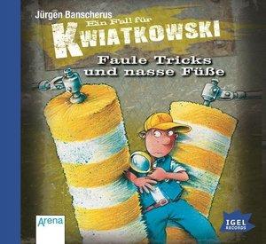 Ein Fall für Kwiatkowski 09. Faule Tricks und nasse Füße