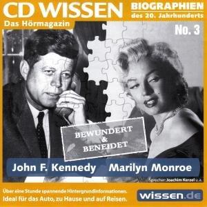 John F.Kennedy Und Marilyn Monroe