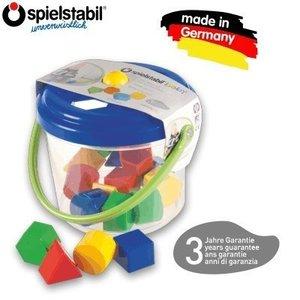 Spielstabil 3511 - Steckbox classic mit 16 Formen