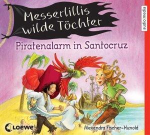 Messerlillis Wilde Töchter-Pirate