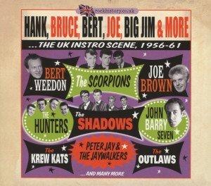 Hank,Bruce,Bert,Joe,Big Jim & More